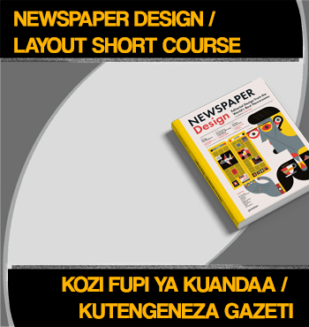 Newspaper Designing
